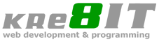 Kre8IT logo